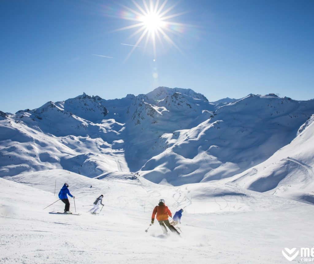 The Three Valleys / Les Trois Vallees – Putting the Wow Factor in European Skiing