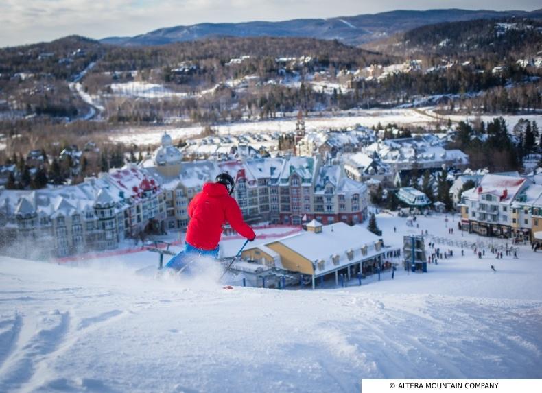 Mont Tremblant SkiBookings.com