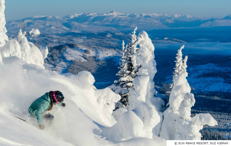 Sun Peaks Ski Resort SkiBookings.com