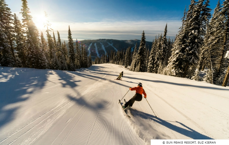 Sun Peaks Ski Resort Snowschool SkiBookings.com