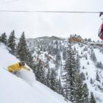Aspen Powder Run Under The Lift