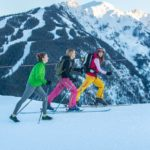 Ski, Uphill, Snowshoe