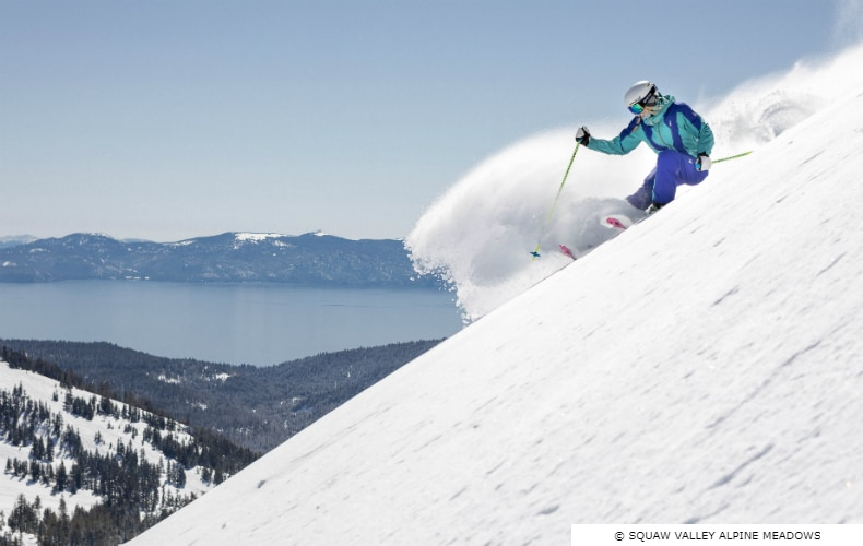 Squaw Valley Alpine Meadows Powder SkiBookings.com
