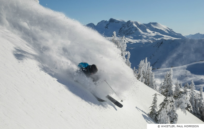 Whistler Blackcomb Powder SkiBookings.com