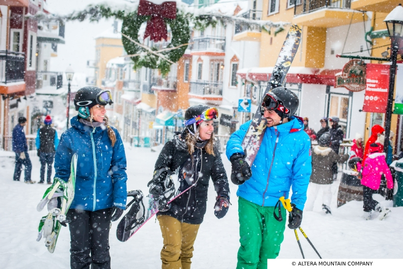 Mont Tremblant Shopping SkiBookings.com