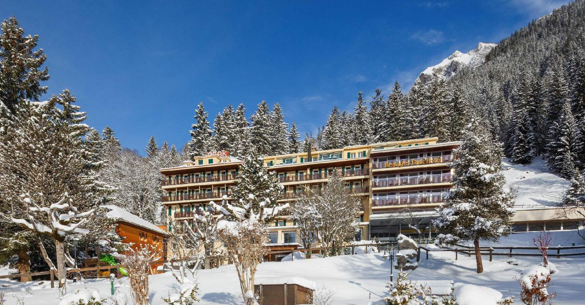 Beausite Park Hotel Wengen SkiBookings.com