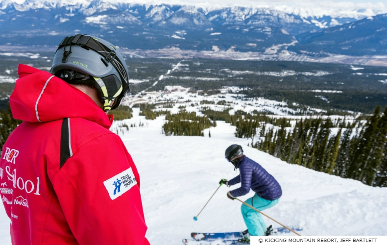 Kicking Horse Ski School SkiBookings.com