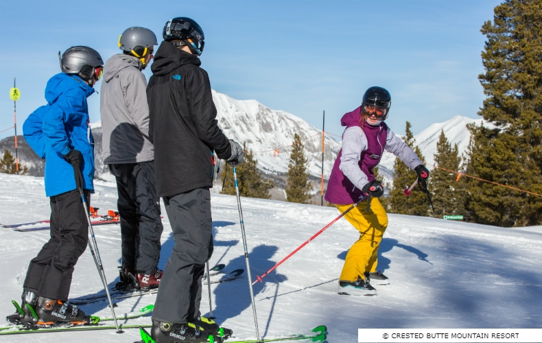 Crested Butte Mountain Resort Snow Ski School SkiBookings.com