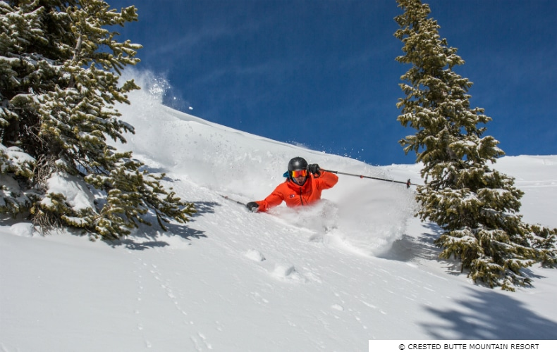 Crested Butte Mountain Resort & Terrain SkiBookings.com