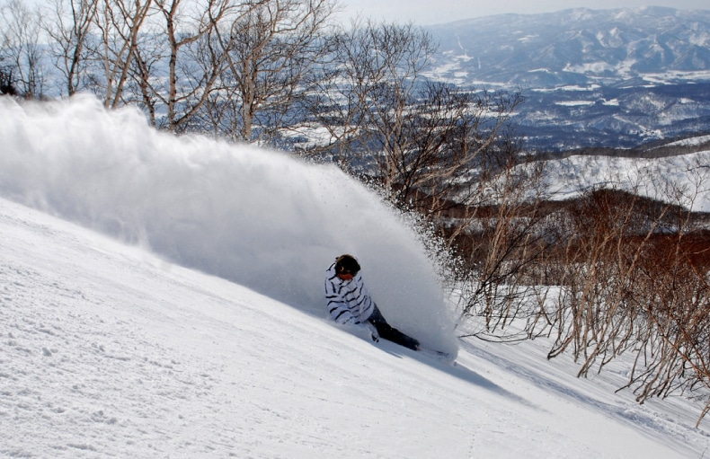 Niseko Ski Resort Powder SkiBookings.com
