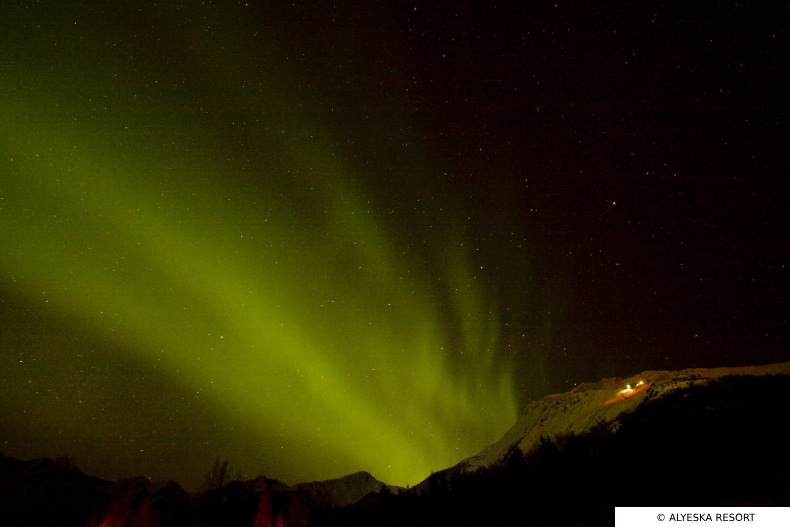 Alyeska Resort - Northern Lights SkiBookings.com