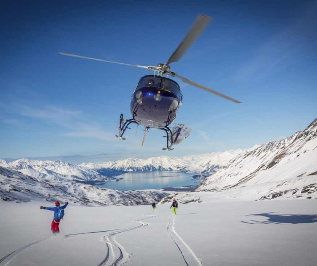 Valdez Heli-Ski Guides