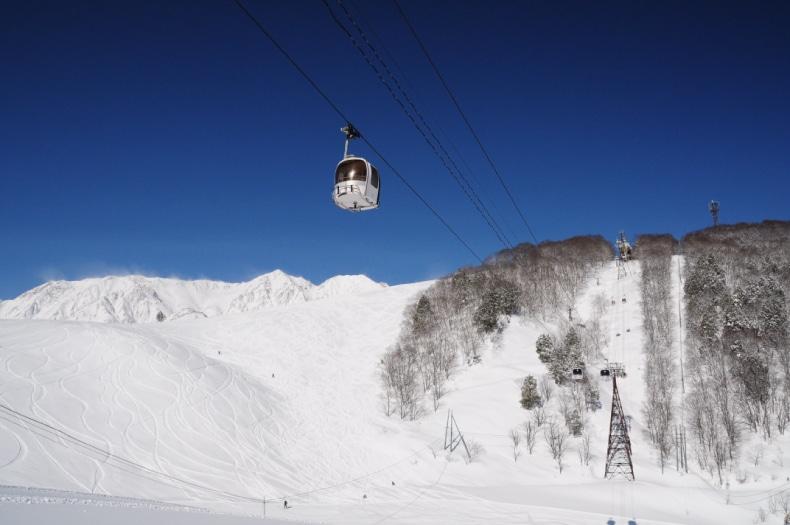 Hakuba Ski Area Gondola SkiBookings.com