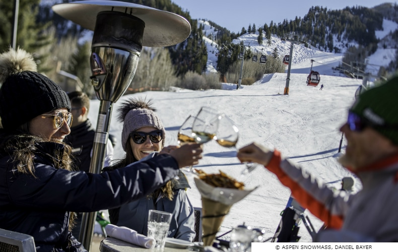 Aspen Snowmass Mountain Restaurants SkiBookings.com
