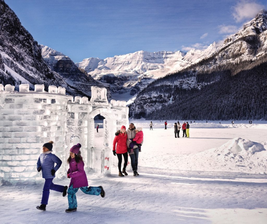 Why Banff Lake Louise is a Perfect Winter Wonderland
