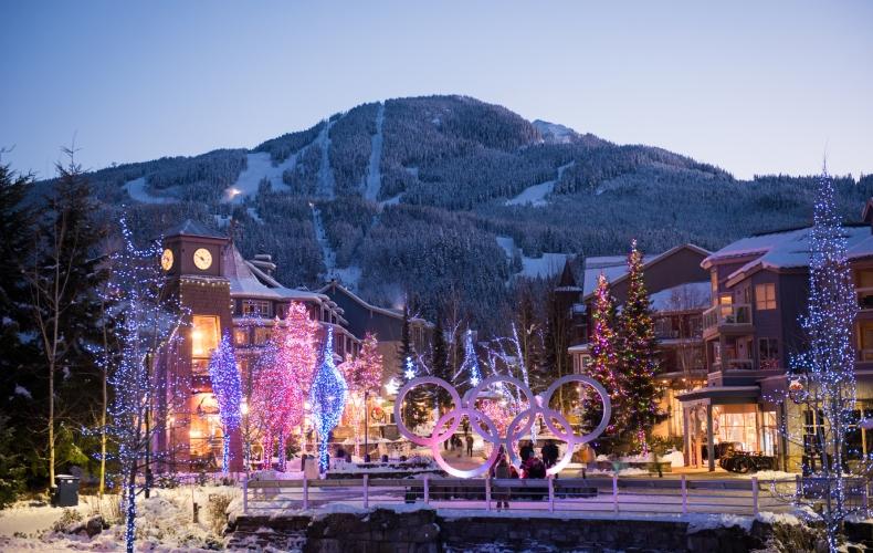 Whistler Christmas Holiday Specials SkiBookings.com