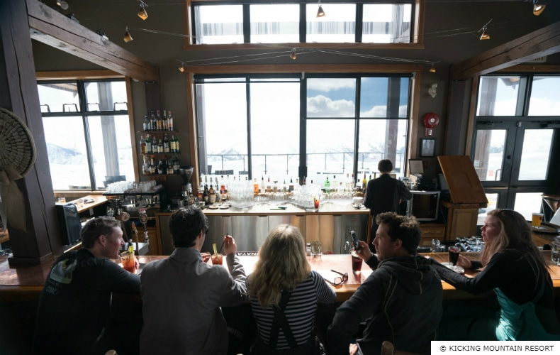 Kicking Horse Mountain Resort Restaurants SkiBookings.com