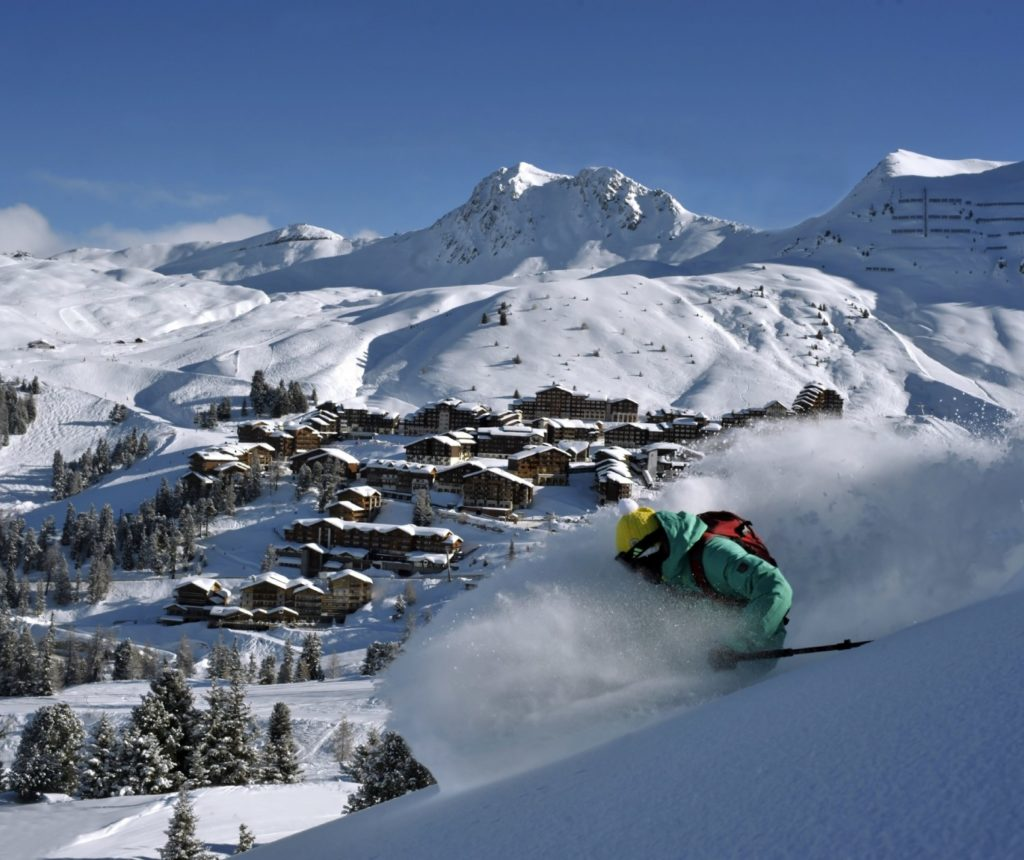 Paradiski Offers Long, Beautiful & Breathtaking Skiing – Les Arcs, La Plagne, Peisey-Vallandry