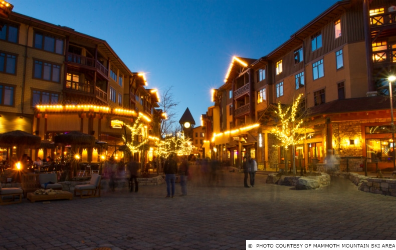 Mammoth Village & Shopping SkiBookings.com