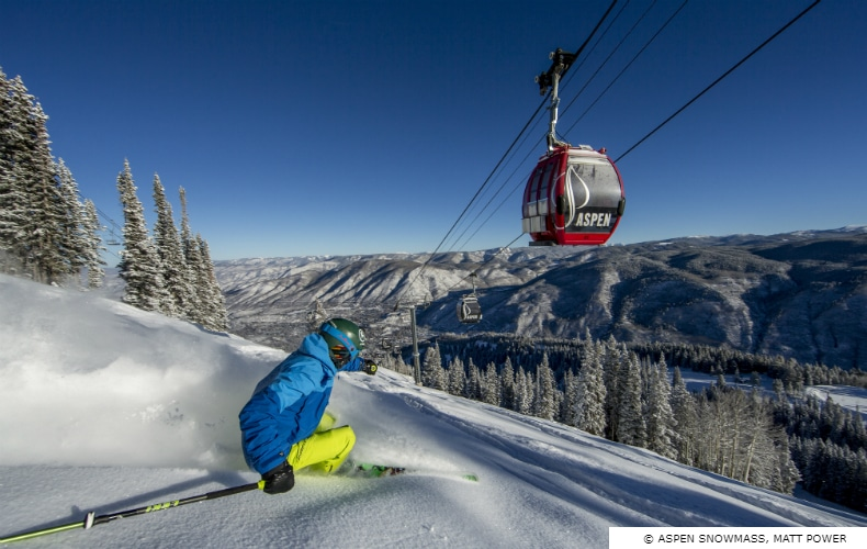 Aspen Snowmass Mountain & Terrain Ski Bookings.com
