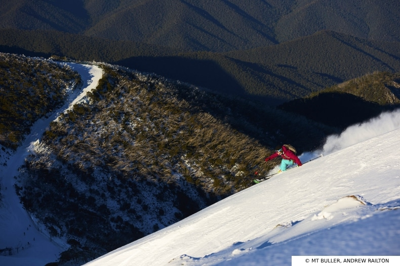 Mt Buller Skiing The Summit SkiBookings.com