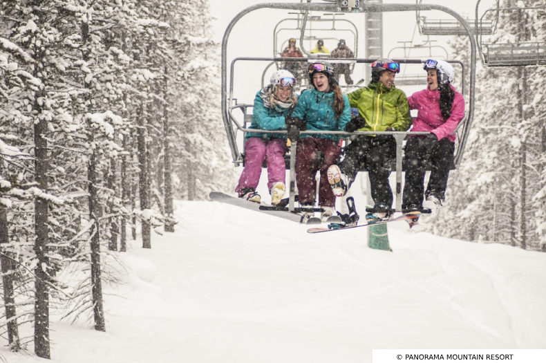 Panorama Ski Resort Lift Pass Deals SkiBookings.com