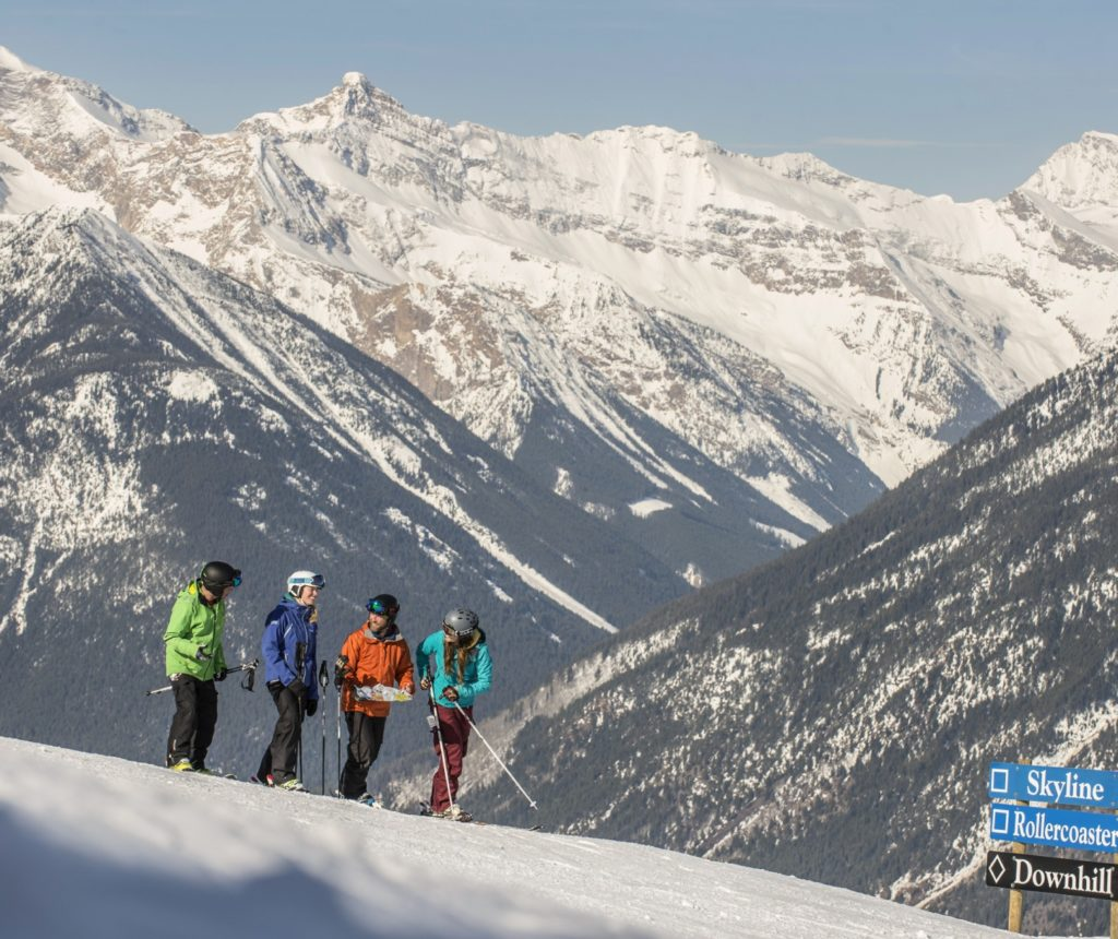 Panorama Guided Ski Week