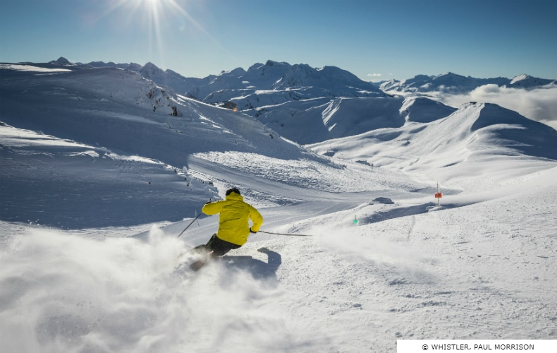 Whistler Blackcomb Skiing & Boarding SkiBookings.com