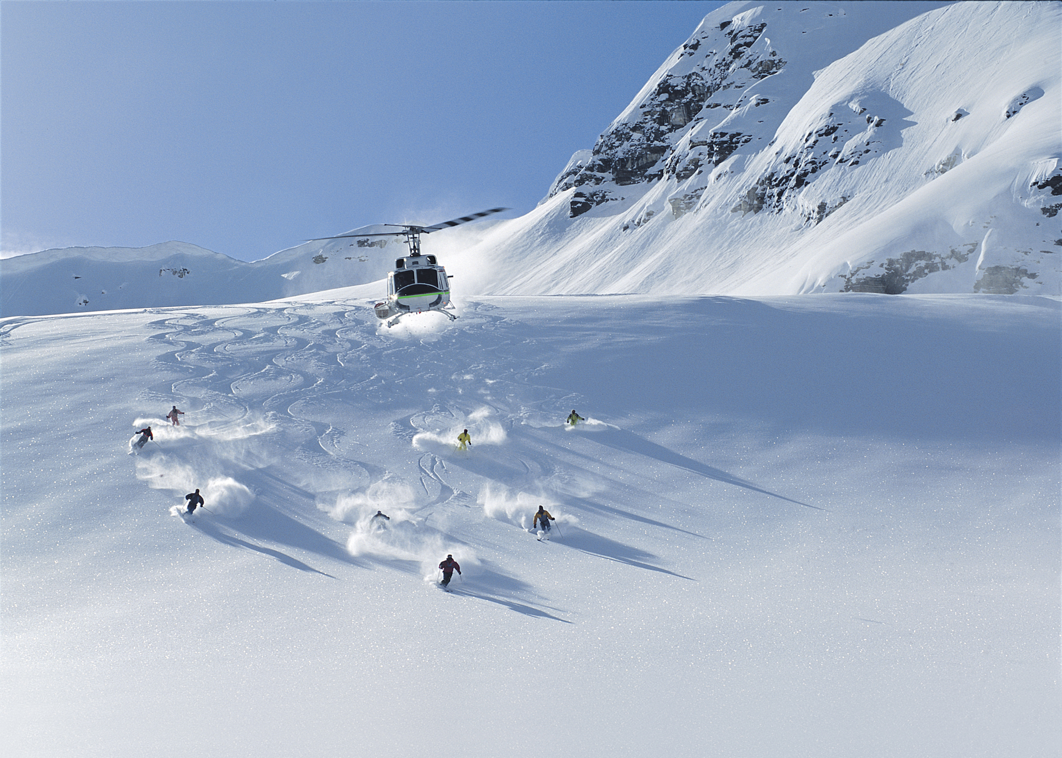RK Heli Skiing at Panorama SkiBookings.com