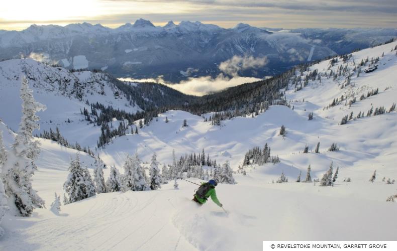 Revelstoke Mountain SkiBookings.com