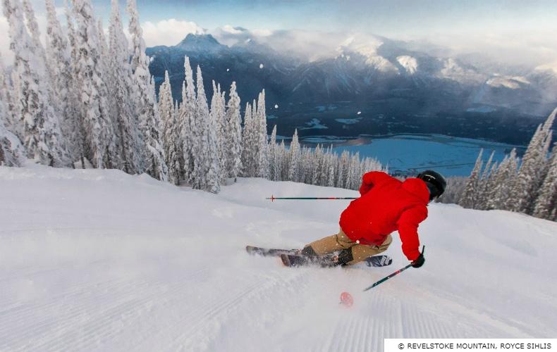 Revelstoke Mountain Groomers SkiBookings.com