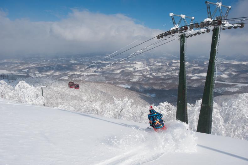Rusutsu Ski Resort Powder SkiBookings.com