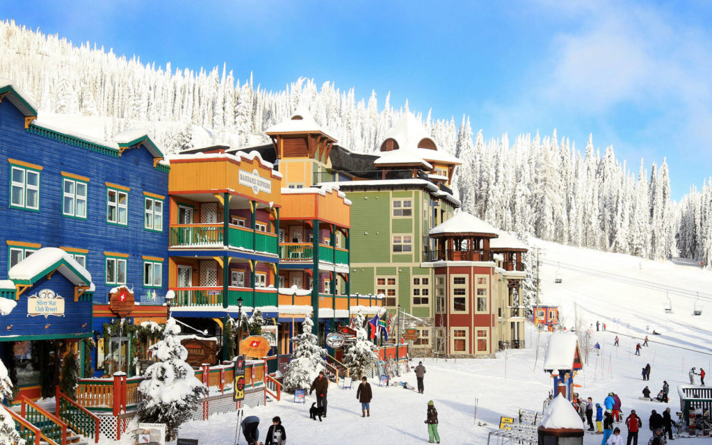 SilverStar Mountain Resort SkiBookings.com