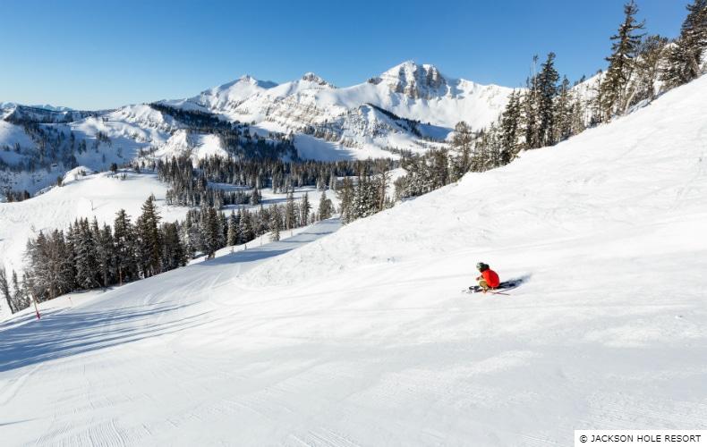 Jackson Hole Skiing & Shopping SkiBookings.com
