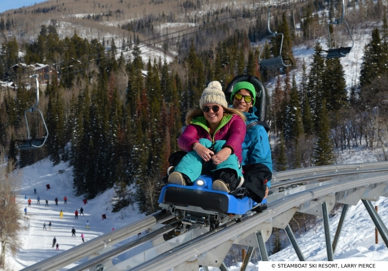 Steamboat Ski Resort Activities Coaster SkiBookings.com
