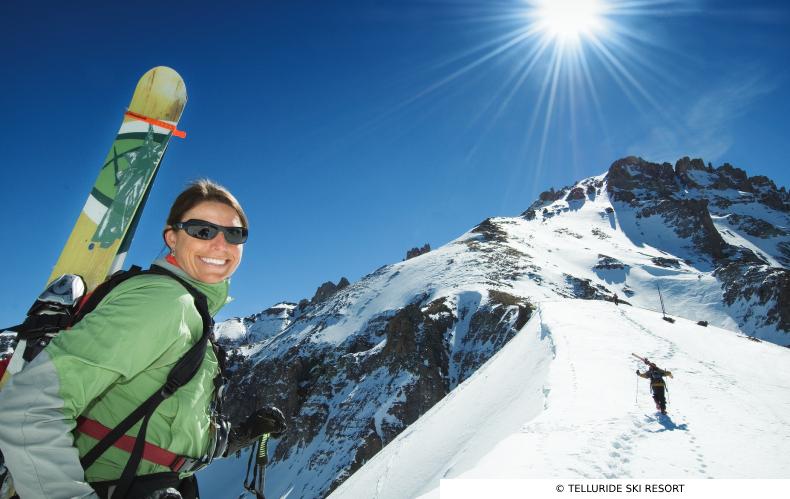 Telluride Ski Resort Hike To Terrain SkiBookings.com