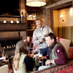 Park City Mountain Resort Hot Apres Fun Credit Vail Resorts