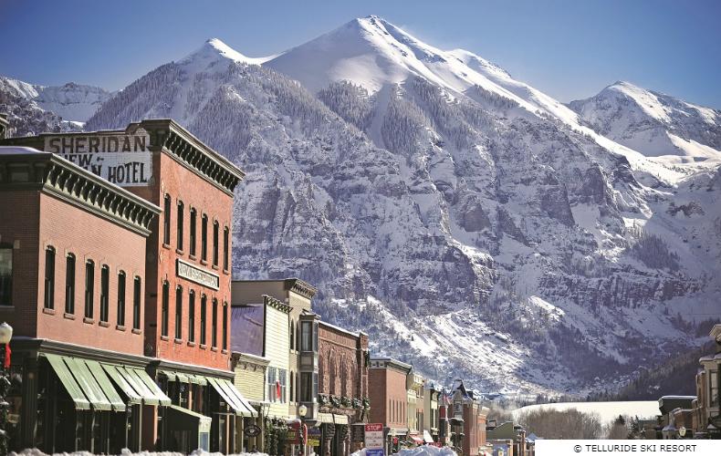 Telluride Ski Resort Town SkiBookings.com