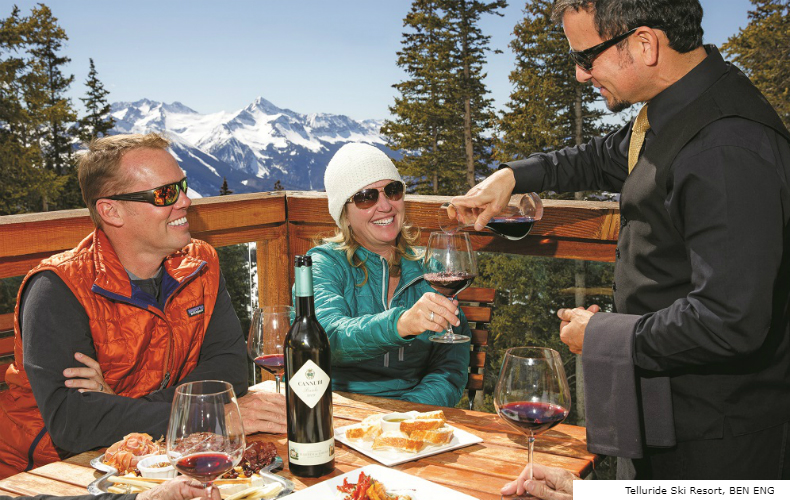 Telluride Ski Resort Restaurants, Bars & Nightlife SkiBookings.com