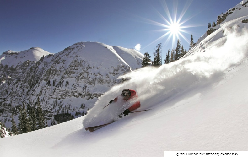 Telluride Ski Resort Powder SkiBookings.com