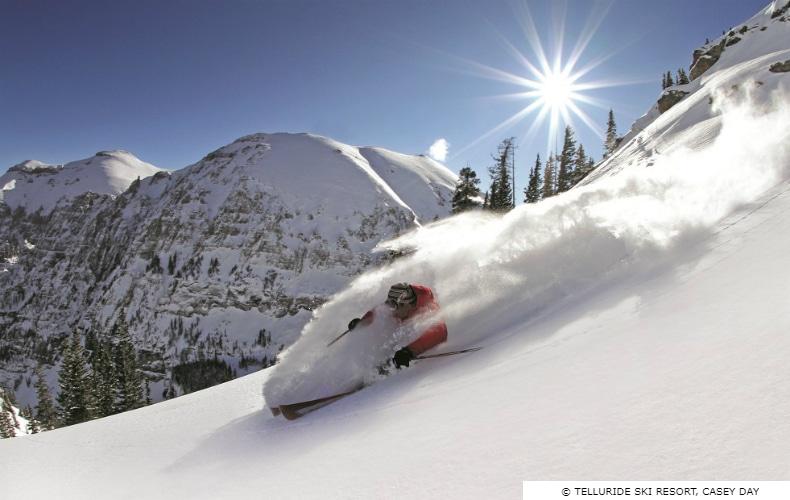 Telluride Ski Resort Powder SkiBookings.com