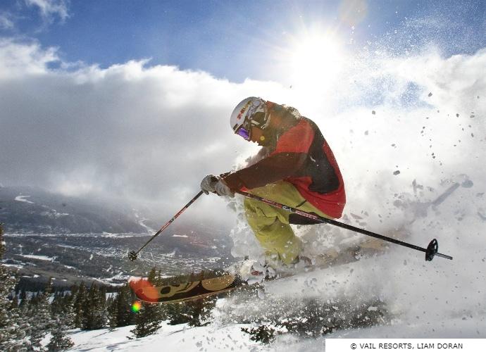 Breckenridge Ski Resort Mountain & Terrain SkiBookings.com