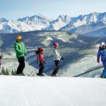 Beaver Creek Family Friendly Skiing Photo Credit Vail Resorts