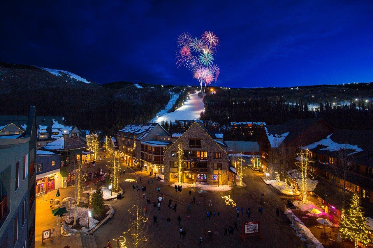 Fireworks At Keystone Resort - Photo Credit Richard Spitzer