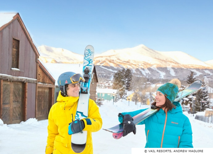 Breckenridge Ski Resort SkiBookings.com