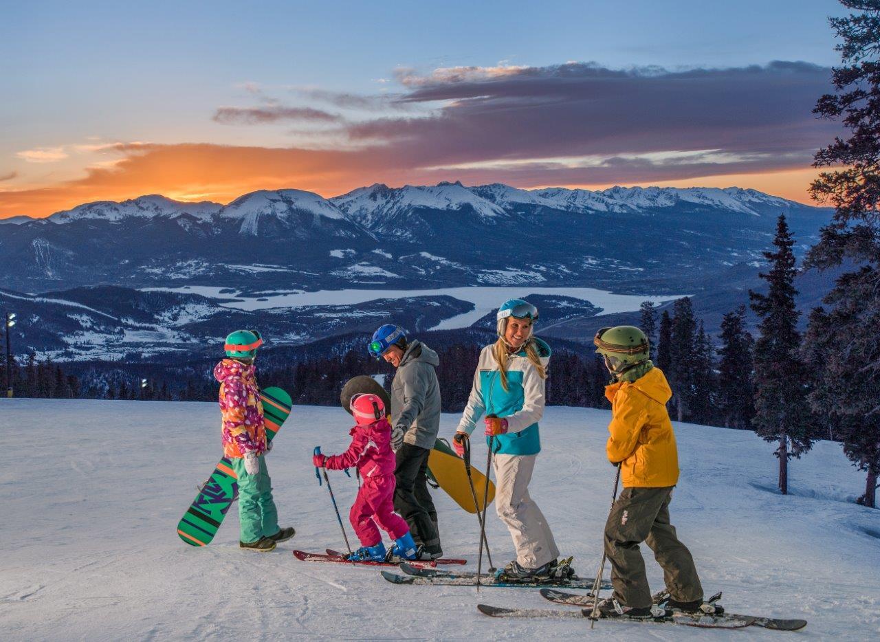 Family Skiing & Riding Keystone Photo Credit Jack Affleck