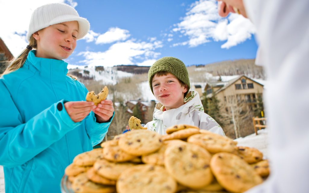 Beaver Creek Ski Resort Cookie Time SkiBookings.com